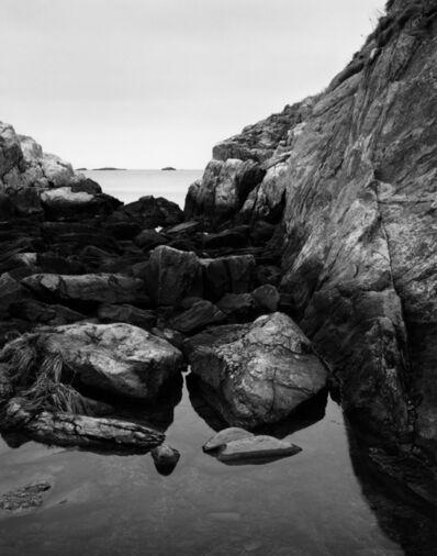 Alexandra de Steiguer, 'Shoals - Rocks and Water 35', 2015