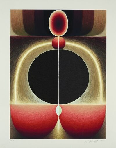 Loie Hollowell, 'Milk Fountain', 2019