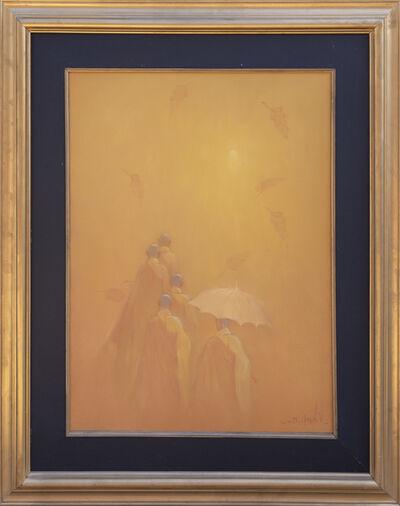 Bui Van Hoan, 'Group of Monks', 2006