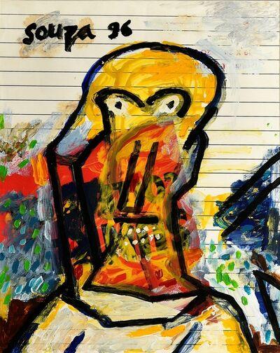 Francis Newton Souza, 'Untitled', ca. 1996