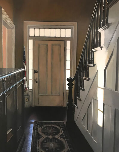 Nick Patten, 'Websters Hallway', 2018