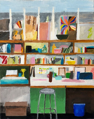 Polly Shindler, 'Workplace ', 2019