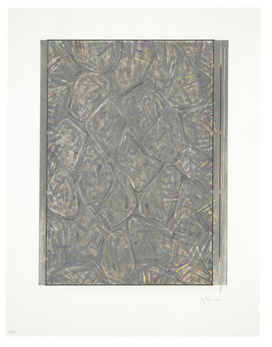 Jasper Johns, 'Within', 2007