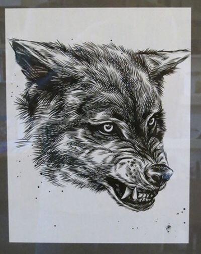Ben Horton, 'Gray Wolf', 2014