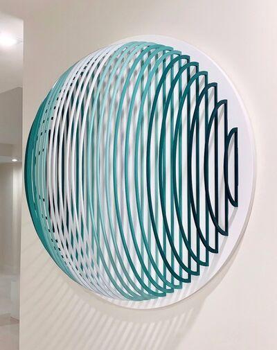 Adriana Dorta, 'Sphere Green', 2019