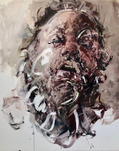 Philippe Pasqua, 'Autoportrait', 2020