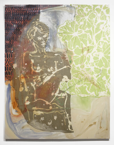 Lauren Luloff, 'Francesca & Geranium', 2013