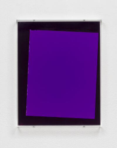 Ebbe Stub Wittrup, 'After Matyushin's Guide to Color #78', 2014-2017
