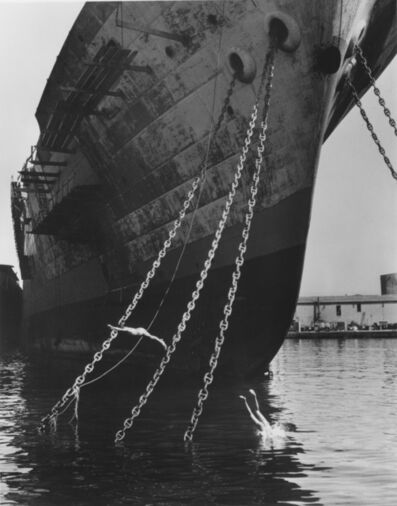 Willy Ronis, 'La Ciotat', 1947