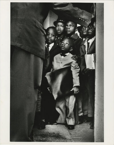 Gordon Parks, 'Black Muslim Schoolchildren, Chicago, IL', 1963