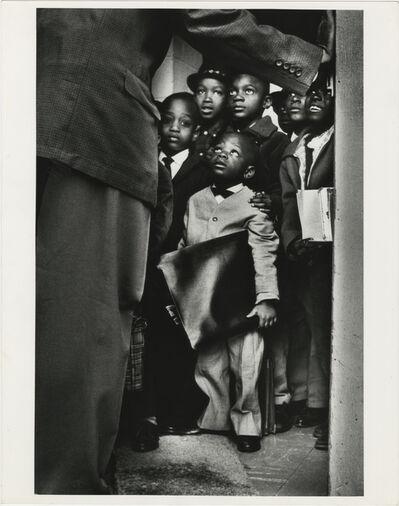 Gordon Parks, 'Black Muslim Schoolchildren, Chicago, IL', 1963