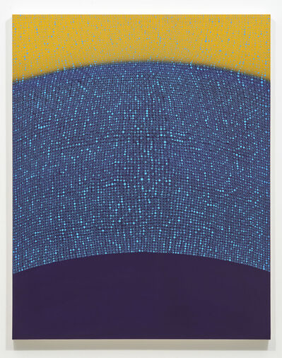 Teo Gonzalez, 'Arch Horizon - Double Hill 5 Painting', 2017