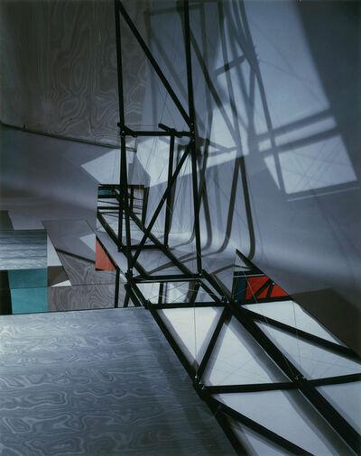 Barbara Kasten, 'Construct III-A', 1980