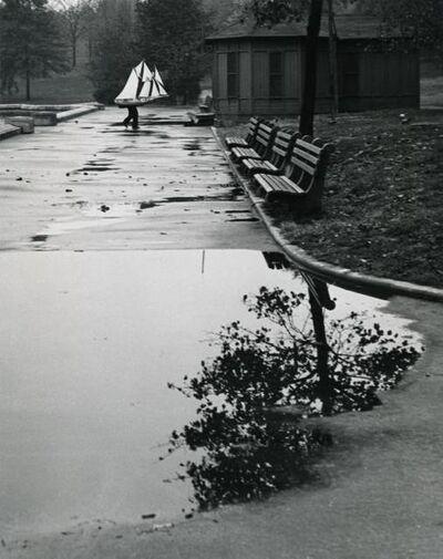 André Kertész, 'Homing Ship, New York', 1944