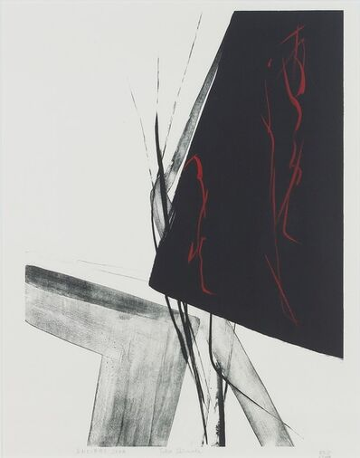 Tōkō Shinoda, 'ANCIENT SONG', 1981