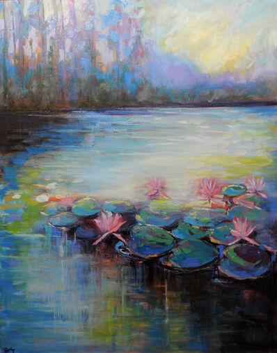 Peyton Hutchinson, 'Monet's Lilypads', 2019