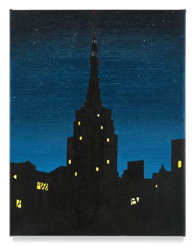 Brian Alfred, 'ESB Night', 2019