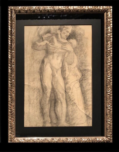 Louise Bourgeois, 'Homme à l'enfant', 1936-1938