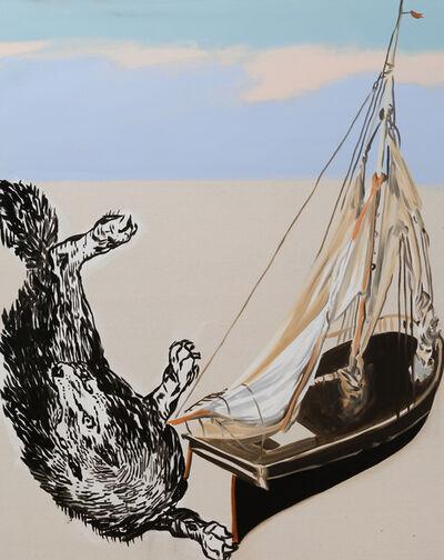 Christiane Lyons, 'Muzzle', 2013