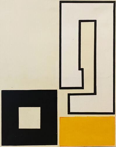 Hiroshi Harada, 'L'affinité de Monde', 2019
