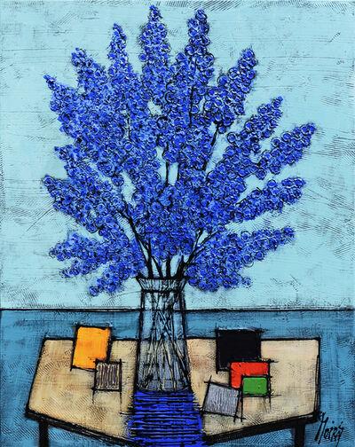 Moiras Jean, 'Bouquet bleu', 2020