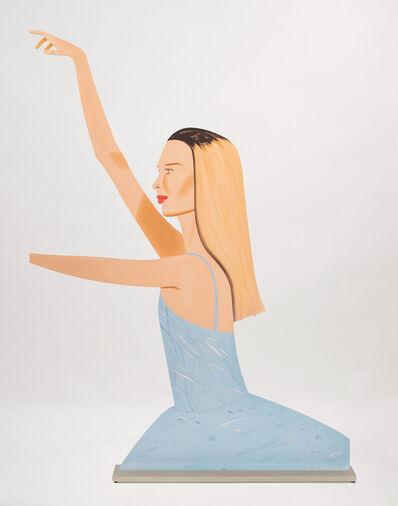 Alex Katz, 'Dancer 2 (Cutout) ', 2020