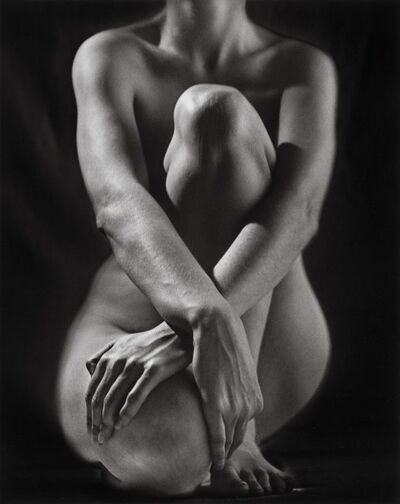 Ruth Bernhard, 'Classic Torso with Hands, Hollywood, California', 1952-printed later