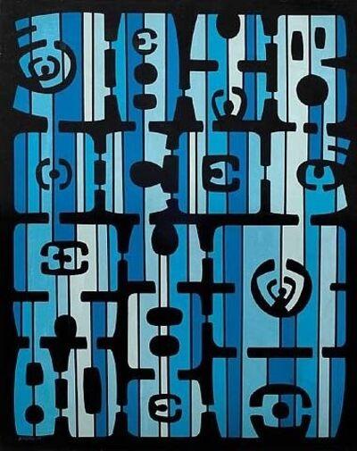 María Freire, 'Variante No. 115', 1973
