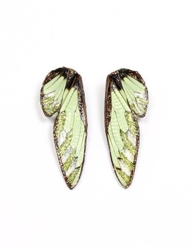 Märta Mattsson, 'Cicada Earrings', 2017