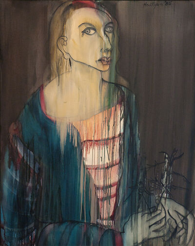 Grace Hartigan, 'Durer at Twenty-Two', 1985