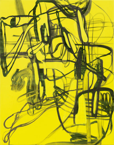 Jana Schröder, 'Kadlites NRS 2', 2000