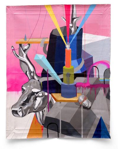 Clark Goolsby, 'Tête de Cerf', 2011