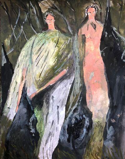 Melissa Kime, 'Angels of the rocks', 2020