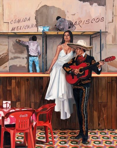 Tracy Stuckey, 'Singing Charro', 2021