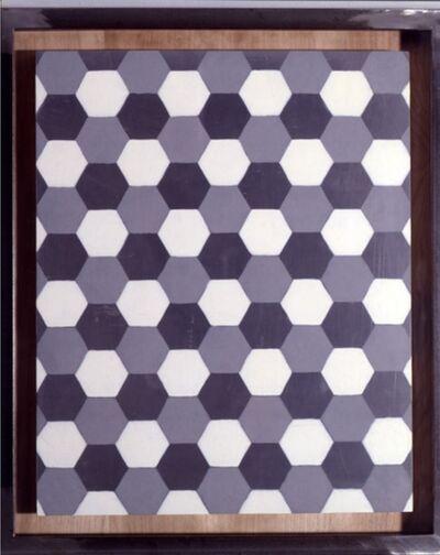 Sherrie Levine, 'Lead hexagon: 2', 1988