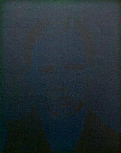 Gottfried Helnwein, 'Fire - Arthur Rimbaud', 1994