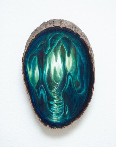 Nome Edonna, 'Earth Portal 1.2 - Hollow Earth Series', 2019