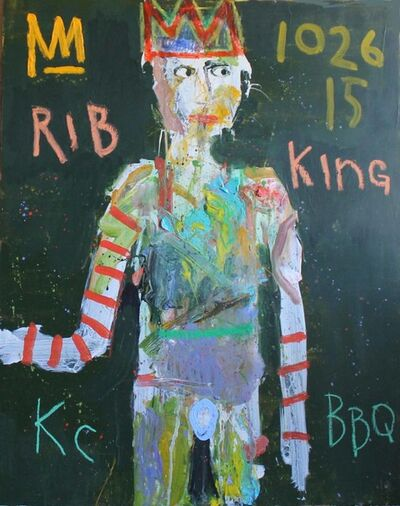 Michael Snodgrass, 'Rib King', 2017
