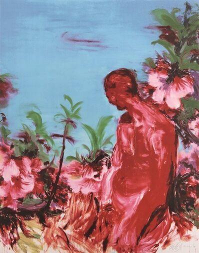 Zhou Chunya 周春芽, 'Blossom Woman', 2006
