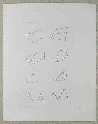 William Tucker, 'Untitled (Cat's Cradle)', 1970