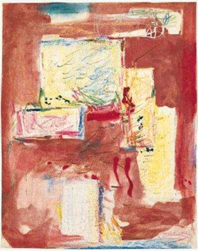 Hans Hofmann, 'Composition III', 1941