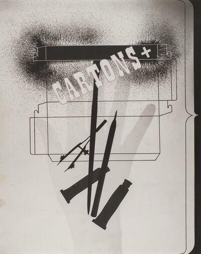Gyorgy Kepes, 'Untitled', 1940