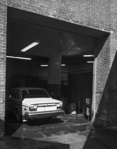 James Welling, 'Kramer Volvo', 1978/2020