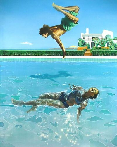 Mike Francis, 'Free Fall'