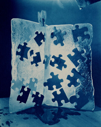 Robert Langham III, 'Puzzle Ice', 2016