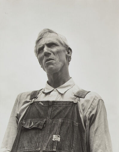 Dorothea Lange, 'An evicted Arkansas sharecropper now settled at Hill House, Mississippi', 1936