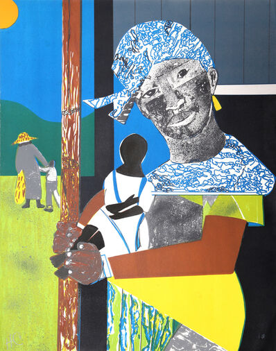 Romare Bearden, 'Come Sunday (Mother and Child)', 1975