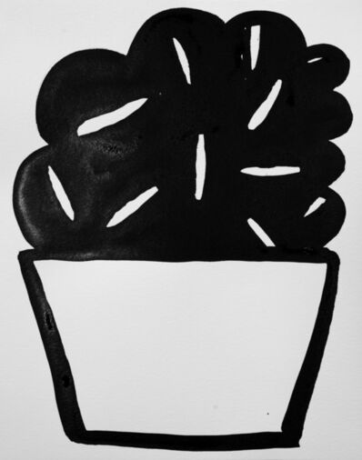Carissa Potter, 'Houseplant 5', 2020