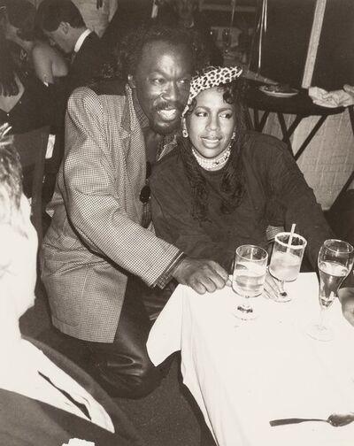 Andy Warhol, 'Nick Ashford and Valerie Simpson', 1986