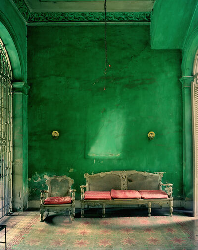 Michael Eastman, 'The Green Interior', 2002